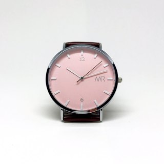 2017 MR New Collection - Pink Surface (40mm stock watch)