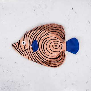 Alaska Angel Fish Pouch | Don Fisher