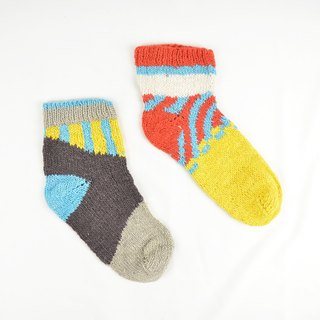 Banana Sreige Sugar Socks - Fair Trade