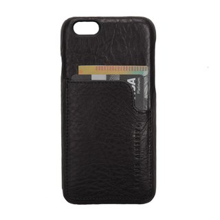 HUNTER AND FOX iPhone Case_Black / Black