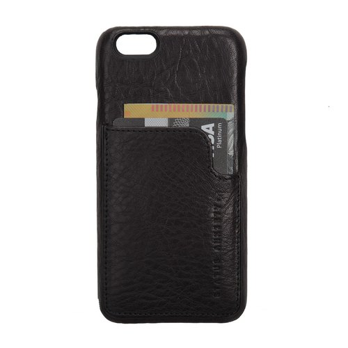 [Status Anxiety] HUNTER AND FOX iphone 6 / 6s Phone Case _Black / black