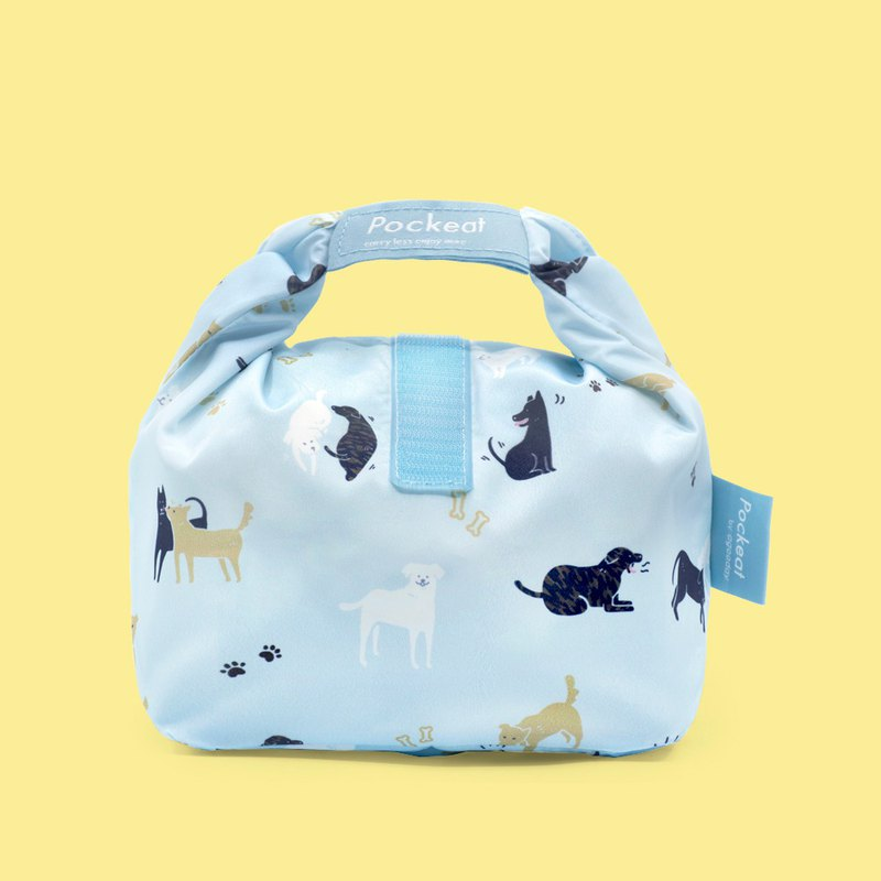 好日子 | Pockeat環保食物袋(小食袋)-相信動物