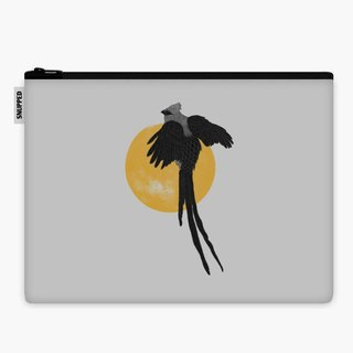 SpaceSuit - Document Pouch - Mousebird
