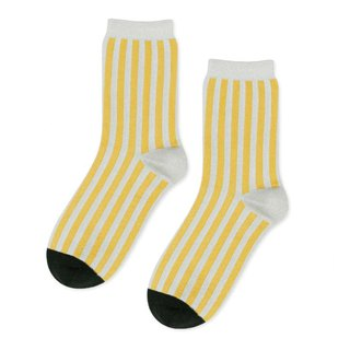 Sc. GREEN Lifestyle Stripe / Socks / Socks / Comfort Socks / Womens Socks