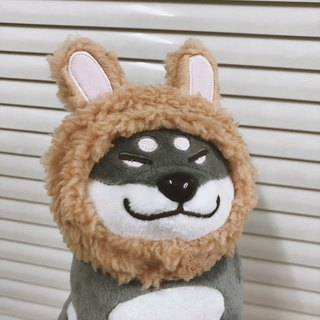2016 new big ass house warehouse Shiba Inu doll / plush doll ornaments (hat section)
