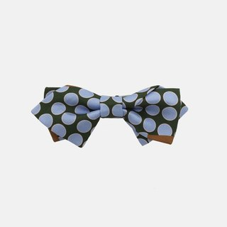 Love in the Air Bowtie Blue Shanghai