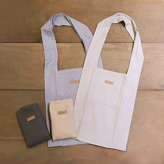 Natural Breathable Shoulder Bag Back At One Shopping Bag