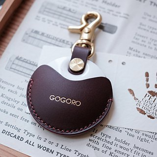 Gogoro/gogoro2 key leather case key holder / buttero wine red