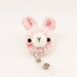 Bunny Rabbit - Rabbit - Ticket Holder - Easy You Card