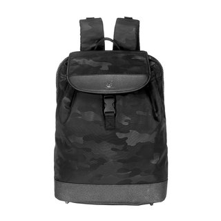 Amore City Camouflage Backpack Black