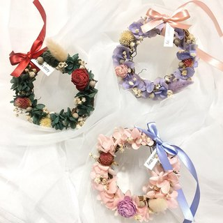 / Wreaths / / Exchange Gifts / Eternal Hydrangea Wreaths