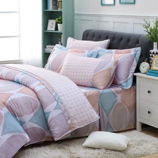 Increase the size of dream fantasy - Tiansi dual-use bedding set of six [100% Lysell]