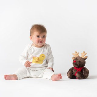 Duck Baby Grow Bio Organic Cotton