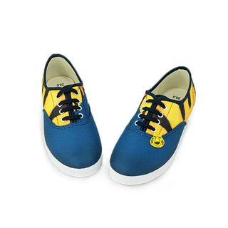 Story shoes color dark Blue for ladys, the price includes only the shoes