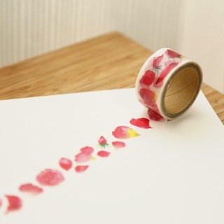 Flower 1 - Washi Masking Tape - OURS Green Thumb Series