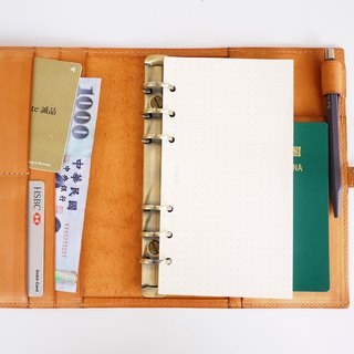 CHJ01 A6 loose-leaf notebook A6 notebook
