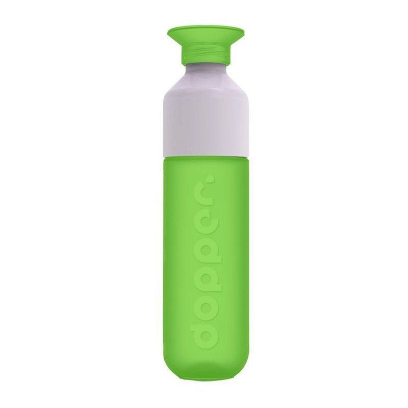Dutch dopper water bottle 450ml - green