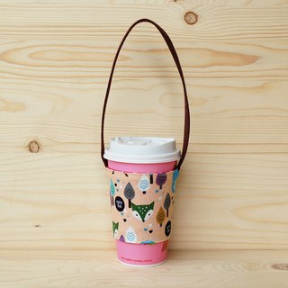 Fox Tree Drink Bag/Cup Set