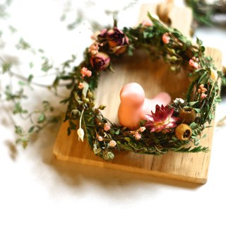 | Fragrance Dry Wreath Gift Box | Soap Workers Good Heart