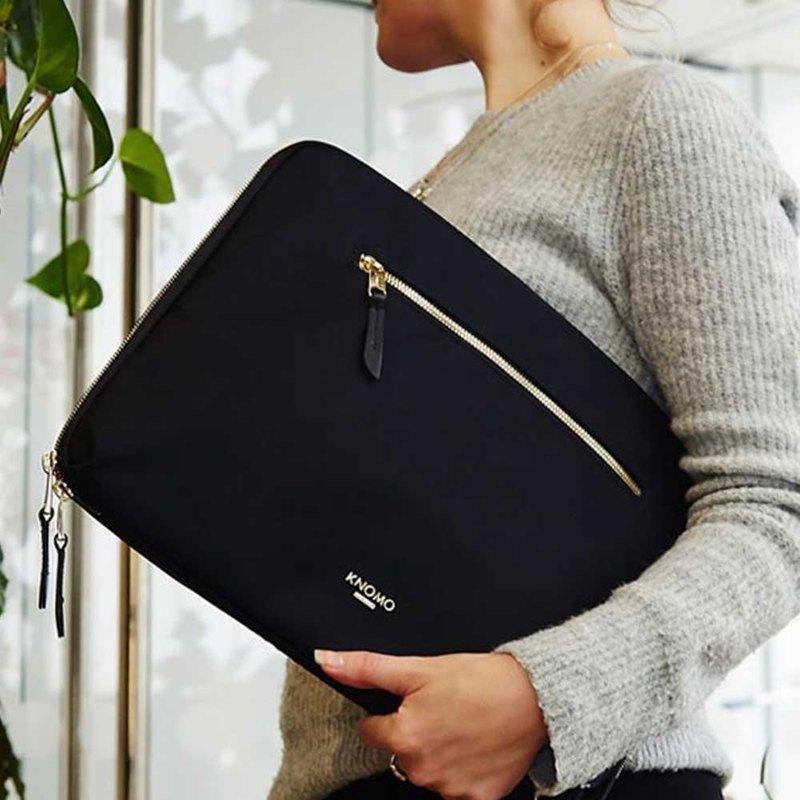 【福利品出清】Knomad Organiser 13吋筆電包 手拿包(黑) 詳如附圖