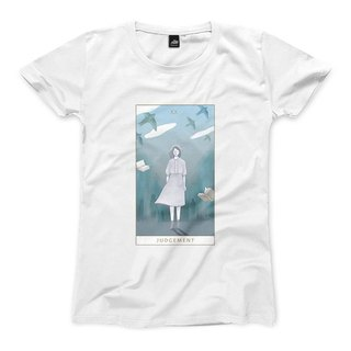 XX | Judgement - White - Women's T-Shirt
