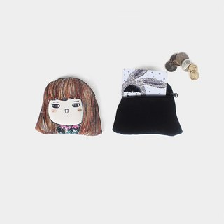 Miss Buns pellets manual coin purse