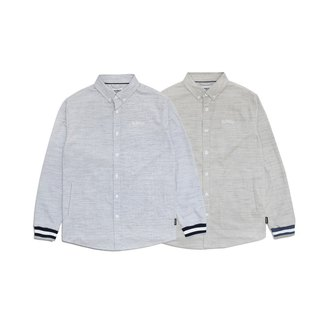 Filter017 Logo Rib Shirt Logo Ribbed shirt