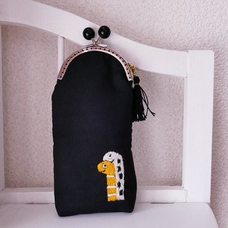 Embroidery Pen Case Tamago Chin Anago