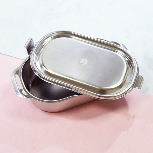 【Box】 304 stainless steel tableware series - Foglight 3 models (about 600ml)