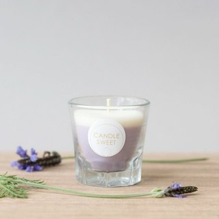 Dessert Candles - Blueberry Mousse - 45ml Blueberry Mousse - Natural Essential Oil Soy Candles