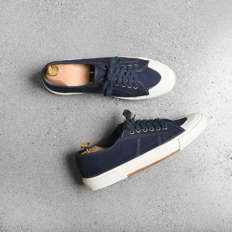 義大利海軍公發水手鞋 / Vintage古著