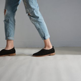 Lazy slippers - black