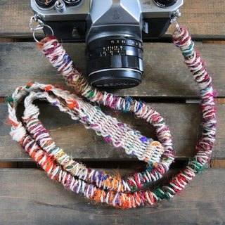 90 cm / native camera strap (double ring)