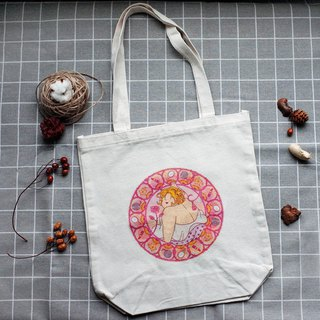 [Meat Girl] Meat Monroe Goddess Canvas Bag