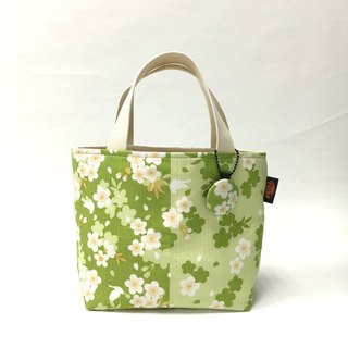 ✎ Japan set ¬million with bag / tote | flower cluster