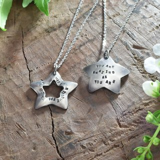 Light Jewelry Custom Star Decoration - Right Order Silverware