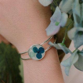 Hydrangea- Bangle  20 mm