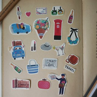 Travel Stickers - Travel Stickers