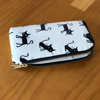 Handmade iPhone Mobile Phone Bag Mobile Phone Storage Bag Zipper Phone Bag Zipper Bag Portable Bag