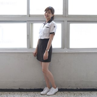 [Chinese and American uniforms] Jingcheng Middle School* Those years Shen Jiayi uniforms (tops and skirts for sale)