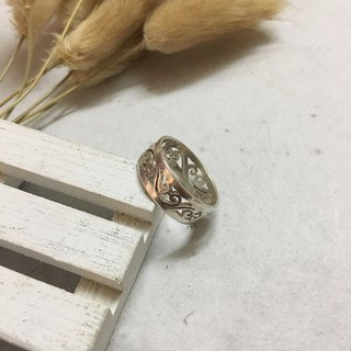 Silver Ring Handmade in Nepal 92.5% Silver