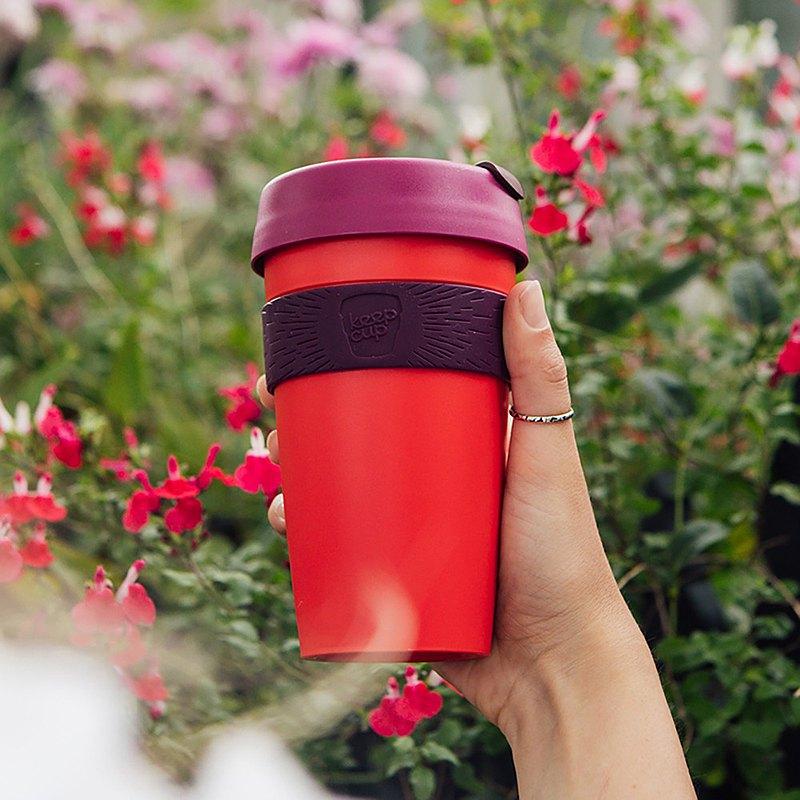 澳洲 KeepCup 隨身杯 L - 紅翡