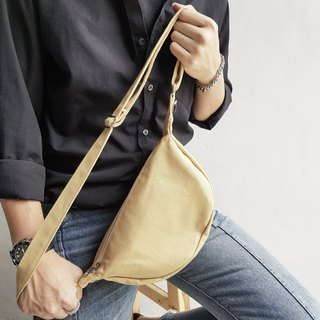 MINI MUSTARD TOP BAG