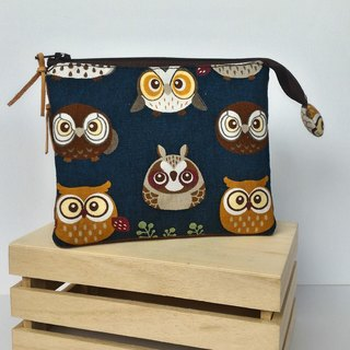 Big Owl Five-Layer Bag - the best gift for yourself and your loved ones
