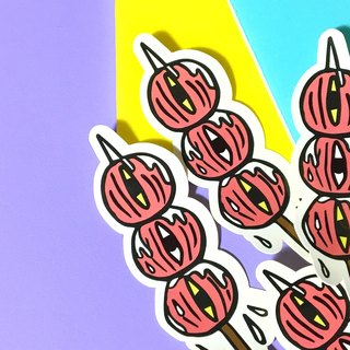 Condensed sugar candy / stickers