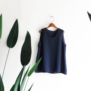 Heshui Mountain - Yeouido Plain Elegant Classic Black and Blue Antique Silk Turtleneck Shirt Top shirt oversize vintage