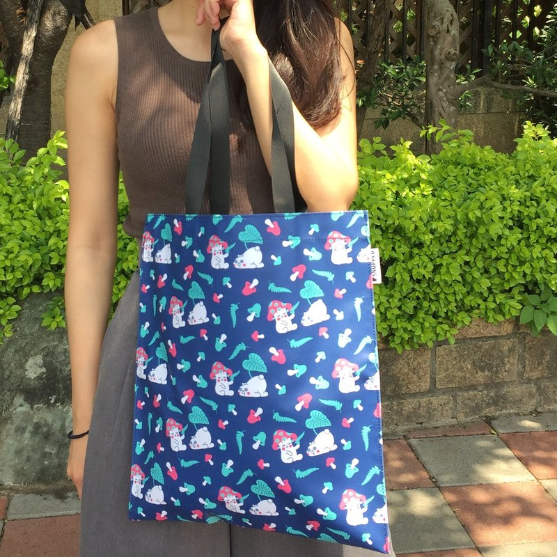 SNUPPED 迷幻蘑菇-帆布袋