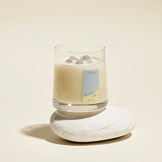 """Summer Hills"" naturally scented candle M"