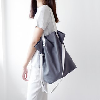Dark Grey Signature Tote