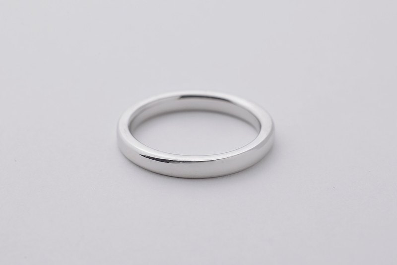 【Silver925】Yours_SemiFlat : ring